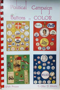 Political Campaign Buttons in Color with Prices