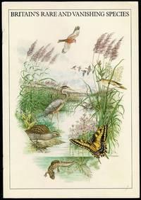 image of Britain's Rare and Vanishing Species