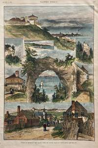 "Scenes in Mackinac - The Island Home of ""Anne"