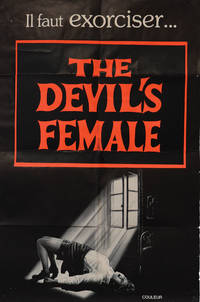 image of The Devil's Female [Magdalena, Possessed by the Devil, Beyond the Darkness] (Original poster for the 1974 film)