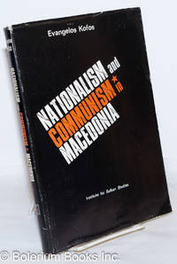 image of Nationalism and Communism in Macedonia