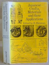 Japanese Crafts, Materials And Their Applications - Selected Early Papers From The Japan Society...