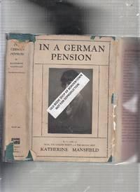 image of In A German Pension (in original dust jacket)