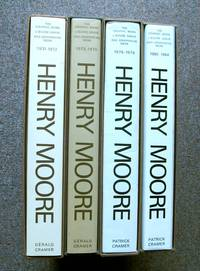 Henry Moore   the Graphic Work  1931 - 1984  ( 4 Volomes )