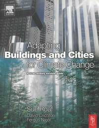 Adapting Buildings and Cities for Climate Change