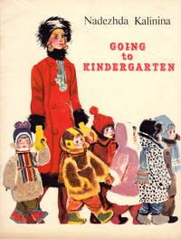 Going To Kindergarten by Nadezhda Kalinina - 1982