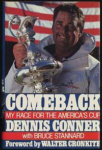 image of Comeback: My Race for the America's Cup