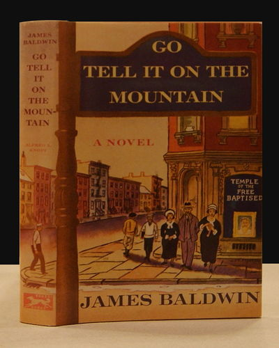 the biblical references in james baldwins go tell it on the mountain 6 what is the significance of all the biblical names what is the origin of the novel's title and its meaning with reference to the present situation in the novel 9 how does baldwin enable us to see this conversion experience both from john's point of view and from another, more mature perspective.