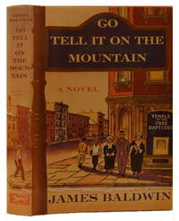 Go Tell It On the Mountain by  James Baldwin - Signed First Edition - 1953 - from Arundel Books of Seattle (SKU: 00535636)