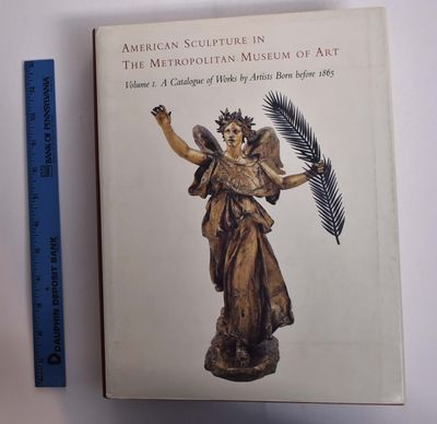 New York: The Metropolitan Museum of Art, 1999. Hardcover. VG+/VG-. Brick-red cloth, gilt letters on...