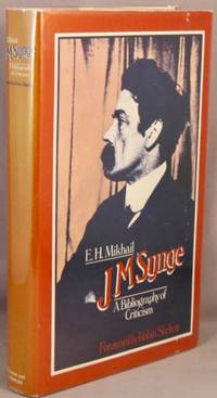 image of J. M. Synge, A Bibliography of Criticism.