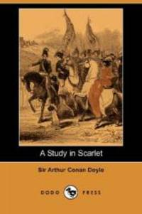 image of A Study in Scarlet (Dodo Press)