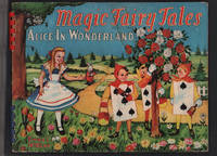 Magic Fairy Tales: Alice in Wonderland (Movable Book)