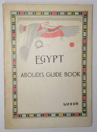image of ABOUDI'S GUIDE BOOK EGYPT/LUXOR