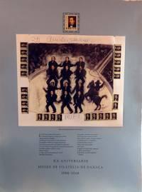 Cartel para Celebrar los XX Años del Museo de Filatelica de Oaxaca