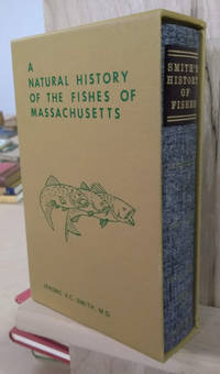 image of Natural History of the Fishes of Massachusetts:  Embracing a Practical  Essay on Angling