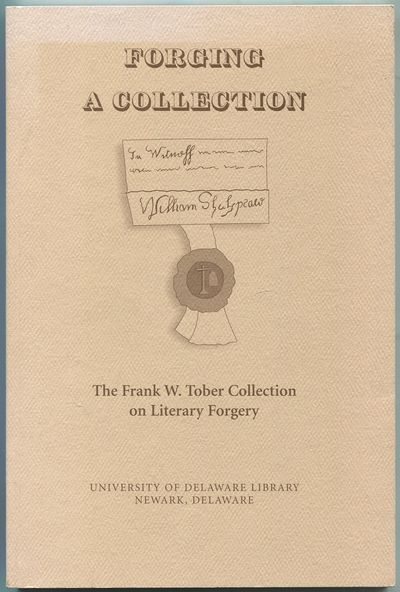 Newark, Delaware: University of Delaware Library, 1999. Softcover. Near Fine. First edition. Trade p...