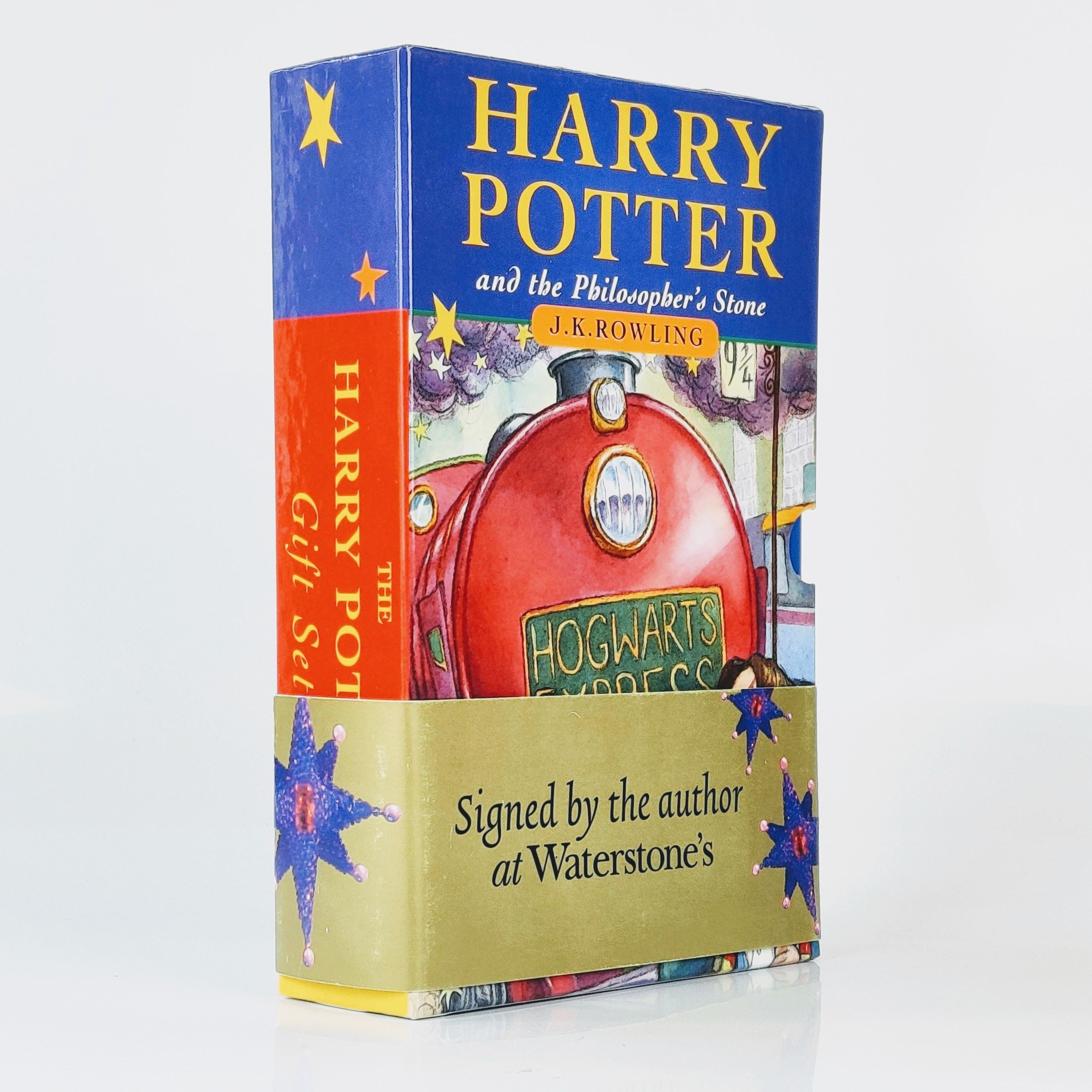 The Harry Potter Gift Set: Harry Potter and the Philosopher's Stone, Harry Potter and the Chamber of Secrets (photo 2)