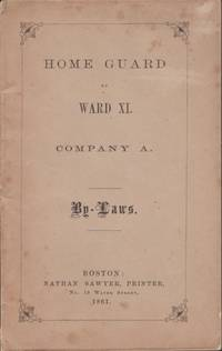 Home Guard of Ward XI. Company A. By-Laws