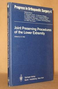 image of Progress in Orthopaedic Surgery, Volume 4: Joint Preserving Procedures of the Lower Extremity