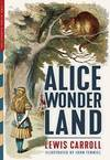 image of Alice in Wonderland (Illustrated): Alice's Adventures in Wonderland, Through the Looking-Glass, and the Hunting of the Snark (Top Five Classics)