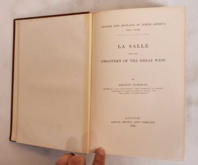 Boston, MA: Litte, Brown and Company, 1896. Hardcover. Good. speckled wear to boards; edges worn. co...
