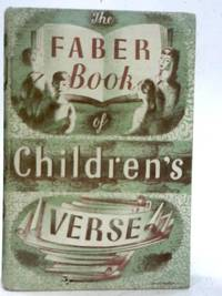 The Faber Book of Children's Verse by Janet Adam Smith - Hardcover - 1962 - from World of Rare Books (SKU: 1594807314DPB)