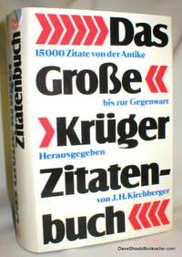 image of Das Grosse Kruger Zitatenbuch