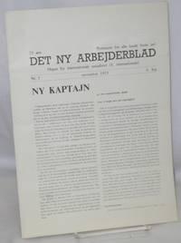 image of Det ny Arbejderblad: Organ for Internationale Socialister (4. Internationale). Nr. 5 (Nov. 1953)