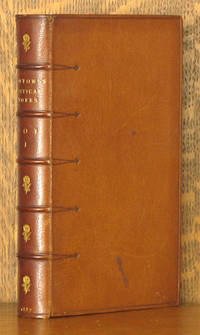 THE POETICAL WORKS OF JOHN MILTON - VOL. 1 (INCOMPLETE SET)