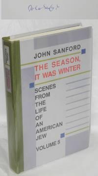The season, it was winter