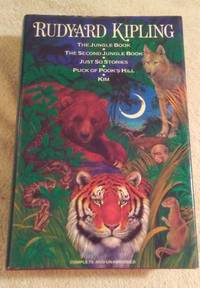 image of THE JUNGLE BOOK, THE SECOND JUNGLE BOOK, JUST SO STORIES, PUCK OF POOK's HILL, KIM