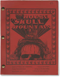 image of The House on Skull Mountain (Original screenplay for the 1974 film)