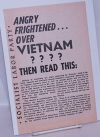 image of Angry... frightened... over Vietnam??? Then read this.