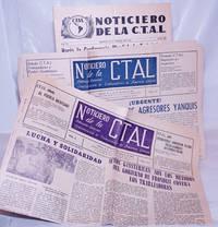 image of Noticiero de la C.T.A.L [3 issues]