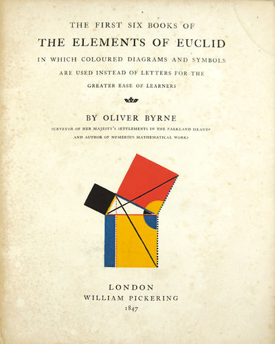 (Color Printing). The First Six Books...