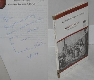 São Paulo: Editora Hucitec, 1988. Paperback. 188p.,Slight wear to edges. signed, inscribed and date...