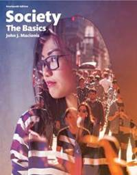 image of Society: The Basics, Books a la Carte Edition Plus REVEL -- Access Card Package (14th Edition)