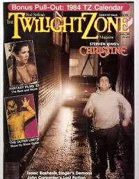 image of THE TWILIGHT ZONE MAGAZINE JANUARY / FEBRUARY 1984 VOLUME 3  NUMBER 6