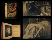 Frankenstein  or  The modern Prometheus ; illustrated with scenes from the Universal photoplay