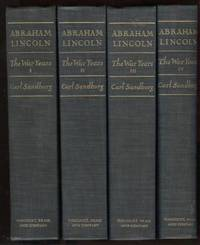 image of Abraham Lincoln: The War Years. (Complete in 4 volumes)