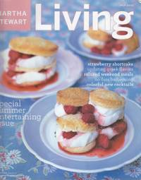 Martha Stewart Living Magazine July 2003