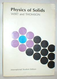 Physics of Solids; International Student Edition