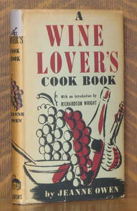 image of A WINE LOVER'S COOK BOOK