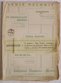 REDENCION - LO CHIAMAVANO GEPPINO - TORNA MAGGIO - DO-RE-MI-FA...