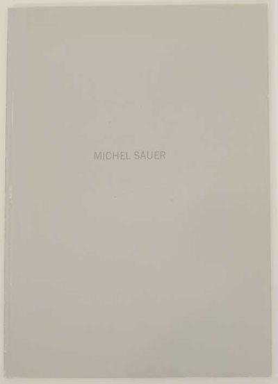 Kiel, Germany: Kunsthalle zu Kiel, 1988. First edition. Softcover. Essay by Ulrich Bischoff. Include...
