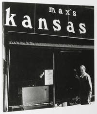 Artists at Max's Kansas City, 1965-1974: Hetero-holics and Some Women Too
