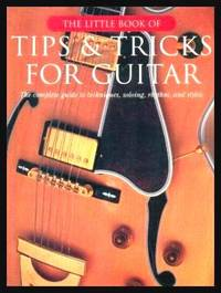 image of THE LITTLE BOOK OF TIPS AND TRICKS FOR GUITAR