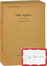 image of Odds Against (Uncorrected Proof of the First UK Edition)