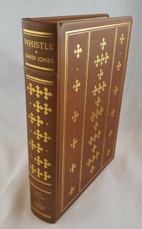 James Jones WHISTLE Franklin Library Leather First Edition Society 1978